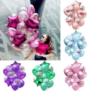 14pcs-set-Wedding-Birthday-Balloons-Latex-Foil-Ballons-Kids-Boy-Girl-Baby-Party