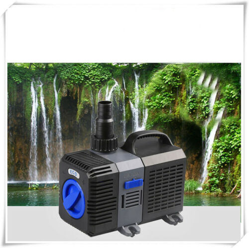 CTP 3000-12000l//h Teichpumpe SuperECO Bachlaufpumpe Filterpumpe WasserPumpe