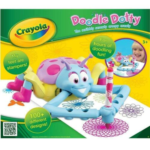 Crayola 10663 Doodle Dotty Creative Drawing Toy