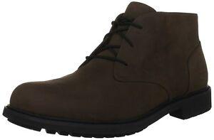Details zu Timberland Stormbuck Chukka Dark Brown Herren Stiefel 5557R M