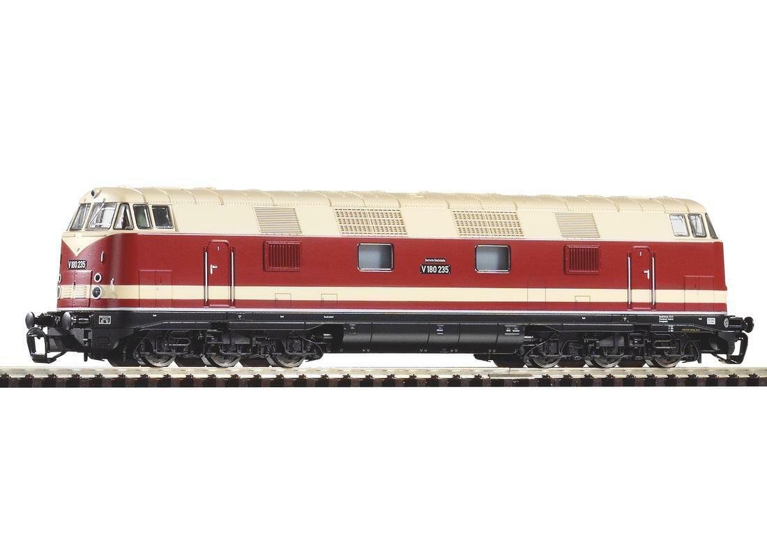 PIKO 47291 TT diesel de locomotora EP de eje DR del V 180 6 III novedad 2019 OVP.
