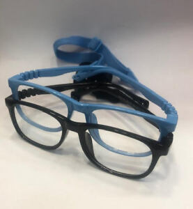 83e974e8d14b Image is loading No-Screw-Flexible-Kids-Eyeglasses-Frame-Size-45-