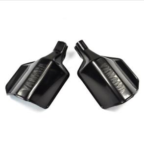 Black-Brush-Hand-guards-For-Yamaha-XT350-XT600-TENERE-XTZ750-TT350-TT600