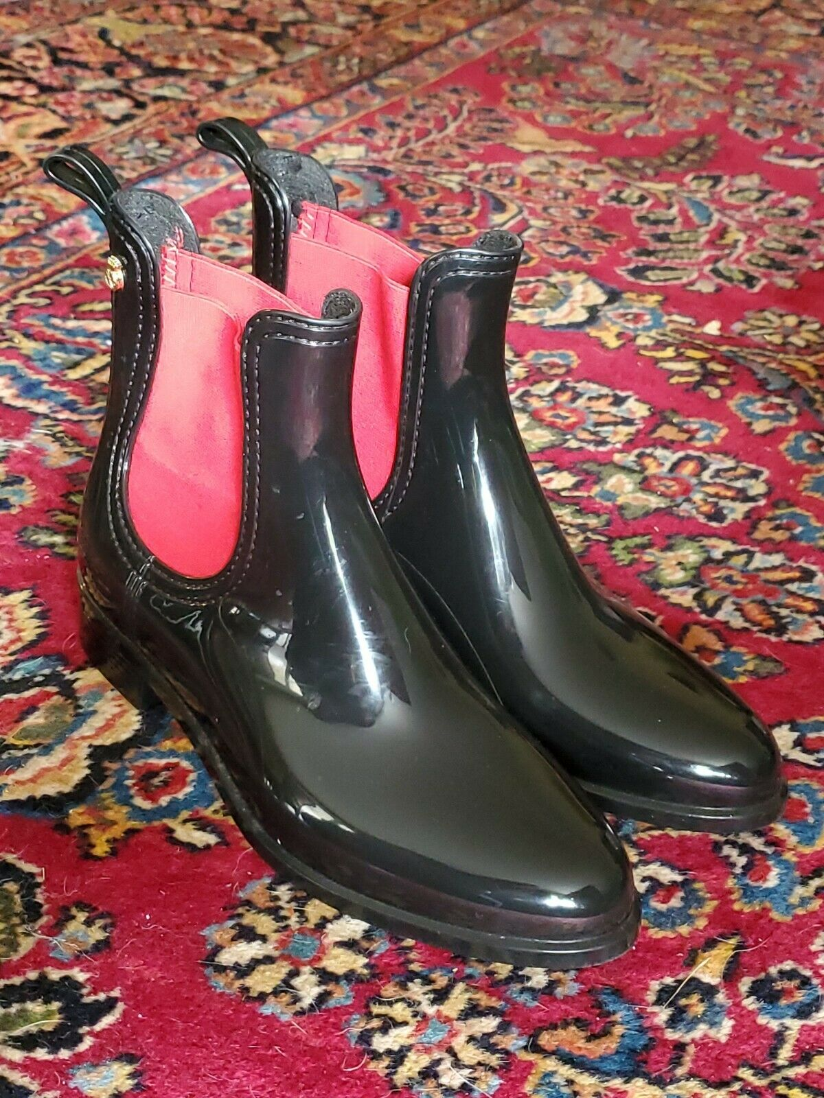 Lemon Jelly Made In Portugal Size 40 Ladies Ankle Boots