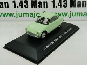 CVW2B-1-43-IXO-Direkt-CITROEN-2cv-of-the-world-2CV-Bijou-1960-UK