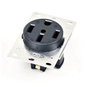 Nema 14 50r >> Nema 14 50r 50a 125v 250v 50a Dryer Socket Generator Socket Outlet