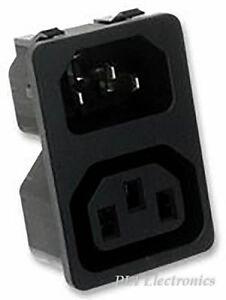 SCHURTER-4300-0301-Einlass-Auslass-IEC-F-C14-0712-10A