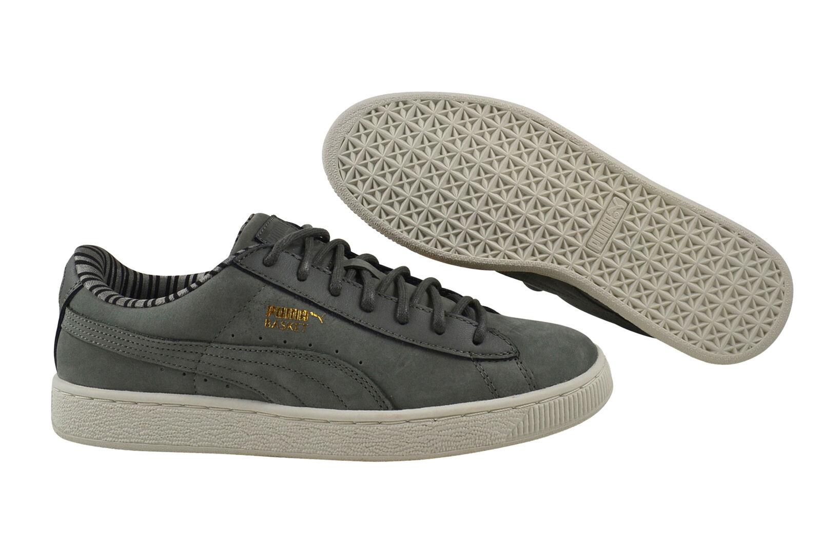 Puma Basket Classic Citi castor gray Sneaker/Schuhe grau 359938 02