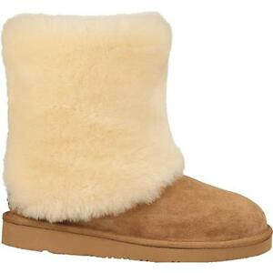 bf49860152c Details about 1006011 Women's Australia UGG Patten Boot!! CHESTNUT!!  WATER-RESISTANT!!