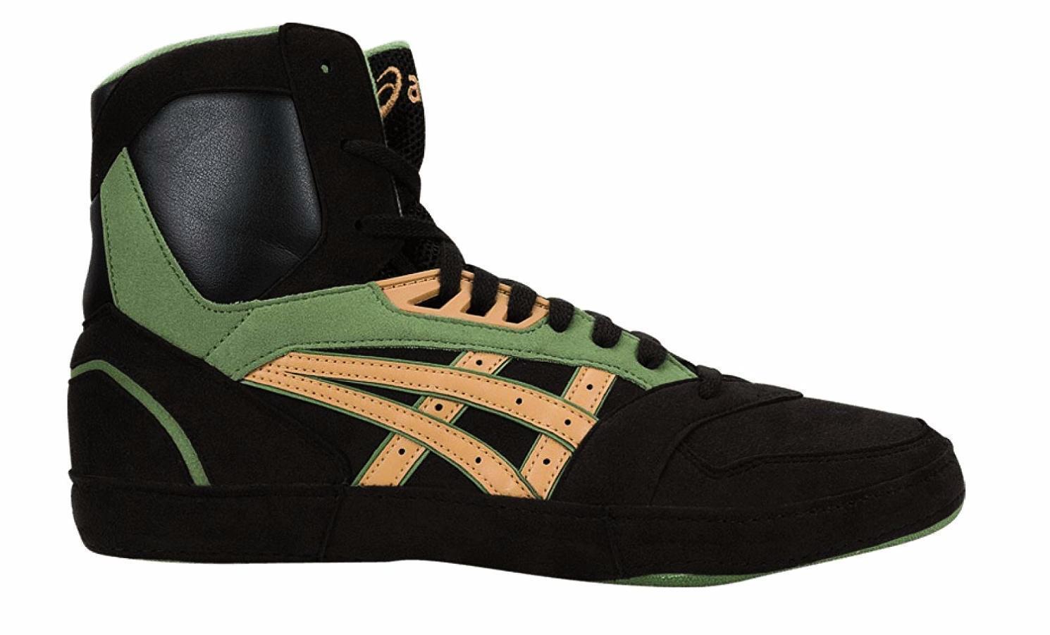 ASICS Uomo Shoe, International Lyte Wrestling Shoe, Uomo Choose SZ/Color 0c6806