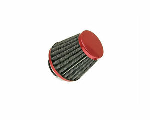Peugeot Speedfight 2 LC WRC Rcup 38mm Red Power Air Filter