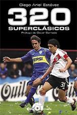 BOCA JUNIORS Vs RIVER PLATE 320 Matches History Book
