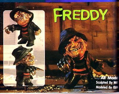 """3/""""SD THE SCREAM Horror Movies Resin Model Kit"""