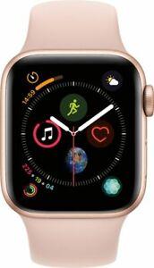 Apple-Watch-Gen-4-Series-4-40mm-Gold-Aluminum-Pink-Sand-Sport-Band-MU682LL-A