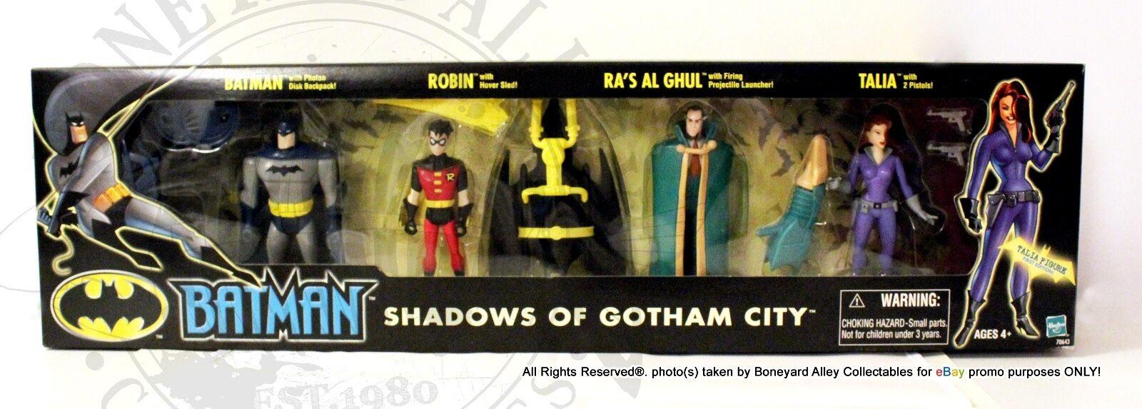 BATMAN TRU Exclusive Exclusive Exclusive SHADOWS OF GOTHAM CITY MISBNEWRARE-HASBRO e74bb9
