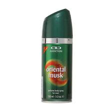 Addiction Gold Mens Eau De Toilette Spray Aftershave 50ml For Sale