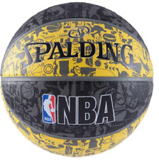 Spalding 74-569z Nba Official Game Ball Leather Basketball Sport Outdoor Basketball Sporting Goods