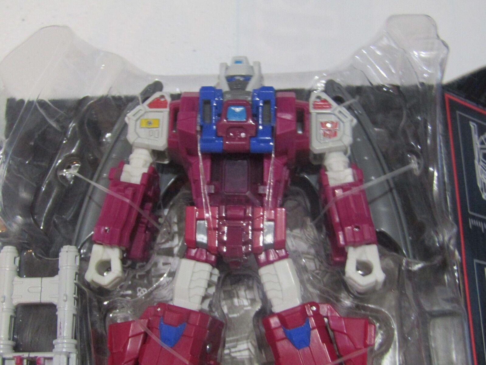 Hasbro Transformers Titanes retorno Deluxe director grojousque Y Scorponok