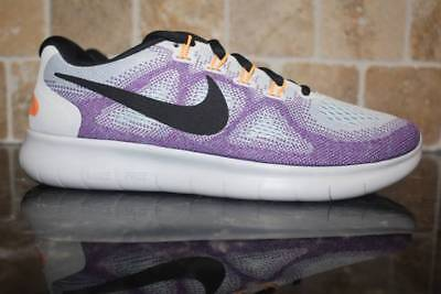 NIKE FREE RN 2017 WOMEN SIZE 6.5 NEW RUNNING COMFORT HOT PUNCH 885176838950 | eBay