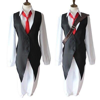Neu The Seven Deadly Sins Meliodas Suit Cosplay Costume Outfits Optional Bag Cos üBerlegene Materialien