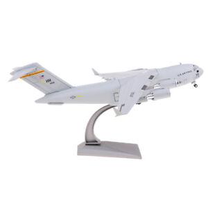 1-200-Scala-C-17-Trasporto-Globemaster-III-Pressofuso-in-lega-aereo-militare