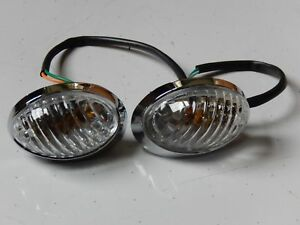 FRONT-RIGHT-amp-LEFT-TURN-SIGNALS-FOR-ROKETA-PEACE-TPGS-811-50CC-150CC-SCOOTERS