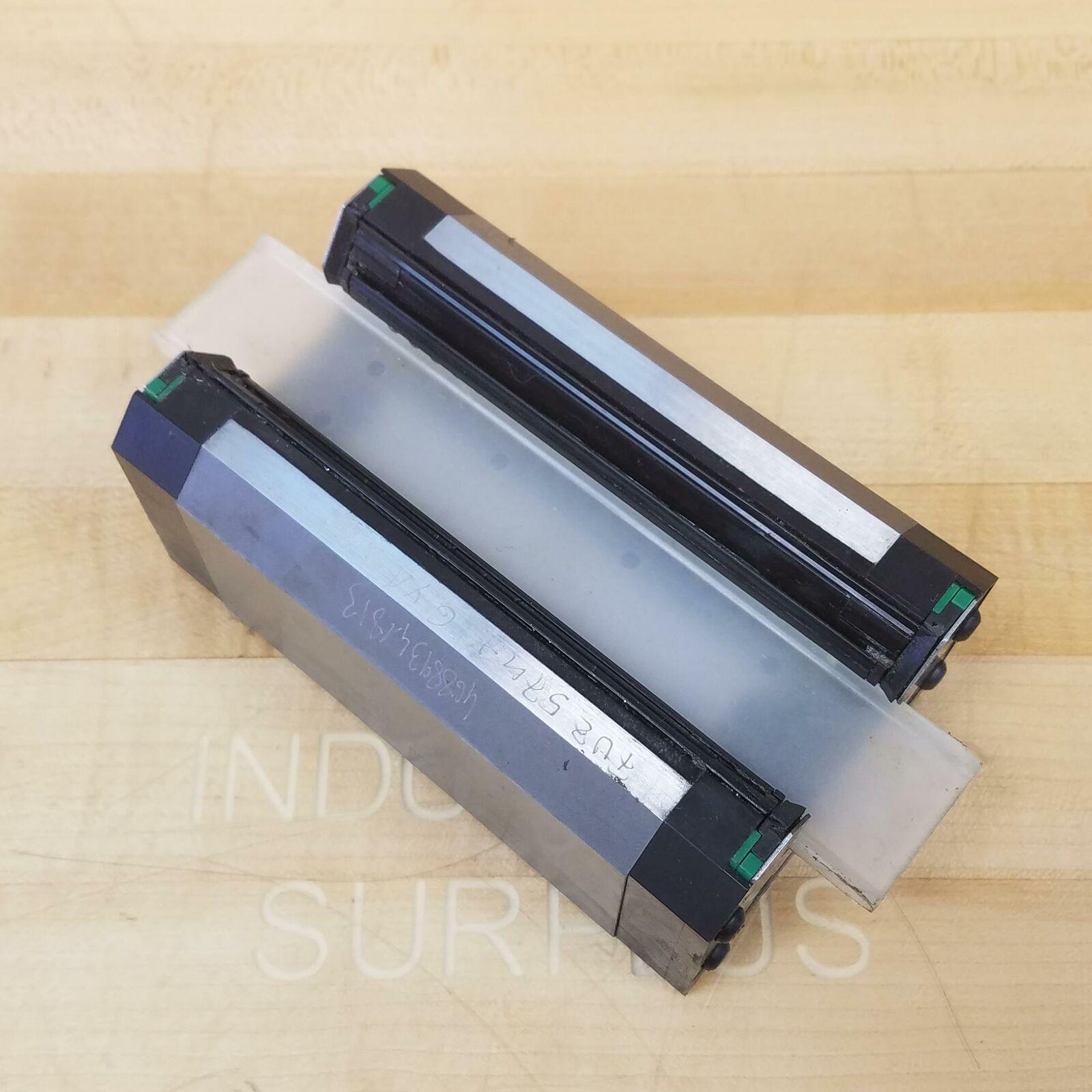 INA Linear Bearing 87 V6 RWU 35D OE FA520 Warranty Used