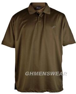 BIG MENS NAVY BLUE polo shirt size 4XL XXXXL  RX100 NEW Work workwear Casual