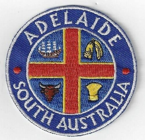 ADELAIDE     IRON ON PATCH BUY 2 GET 1 FREE= 3 OF THESE.