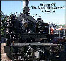 Train Sound CD: Sounds Of the Black Hills Central, V. 2