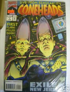 Coneheads-1-4-Set-Mini-Series-Marvel-Comics