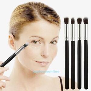 4Pcs Makeup Cosmetic Brushes Tool Eyeshadow Powder Foundation Blending Brush