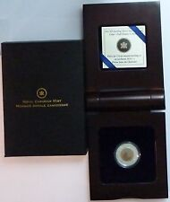2011 Hunter's Moon $5 Sterling Silver and Niobium Coin