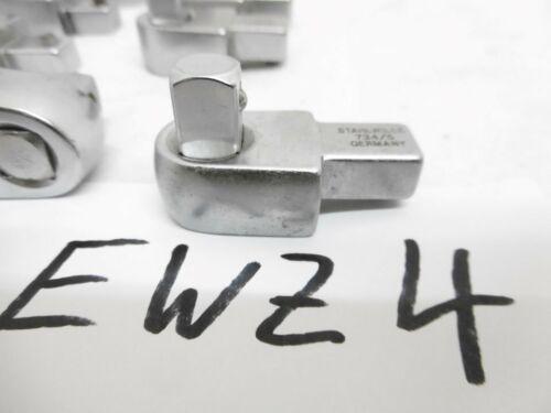 1x einsteckwerkzeug Acier volonté 734//5 flingues fonçant tête ex armée ewz4