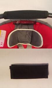 Image Is Loading Handle Bar Grip Cushion Cover For Urbini Petal