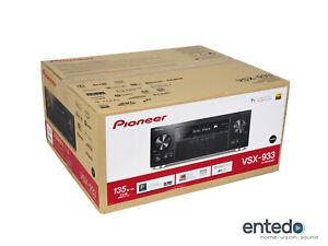 Pioneer-VSX-933-7-2-Heimkino-AV-Receiver-Verstaerker-4K-HDR-DTS-Atmos-Schwarz-NEU