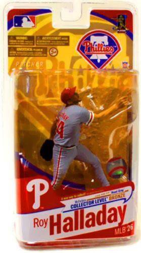 Action Figure SPORTS PICKS SERIES 26 Roy Halladay Philadelphia Phillies