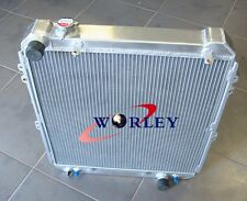 3 Row Aluminum Radiator for TOYOTA Hilux Surf KZN130 1KZ-TE 3.0TD AT/MT 93-96 94