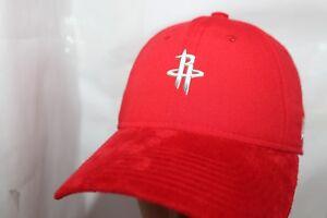 super popular 8ab4f ab4ab Image is loading Houston-Rocket-New-Era-NBA-On-Court-Collection-