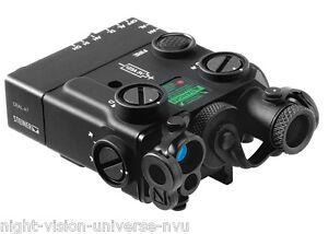 Steiner Dbal A3 Dual Beam Aiming Laser Peq 15a Class 1 Ir