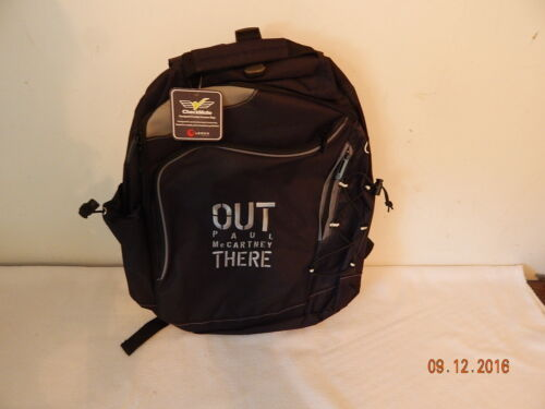 Paul McCartney backpack New Out There