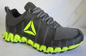 c004ce24bf2 Reebok ZigTech Zigwild Tr 5.0 Gray Men Running Shoes 10.4 ...