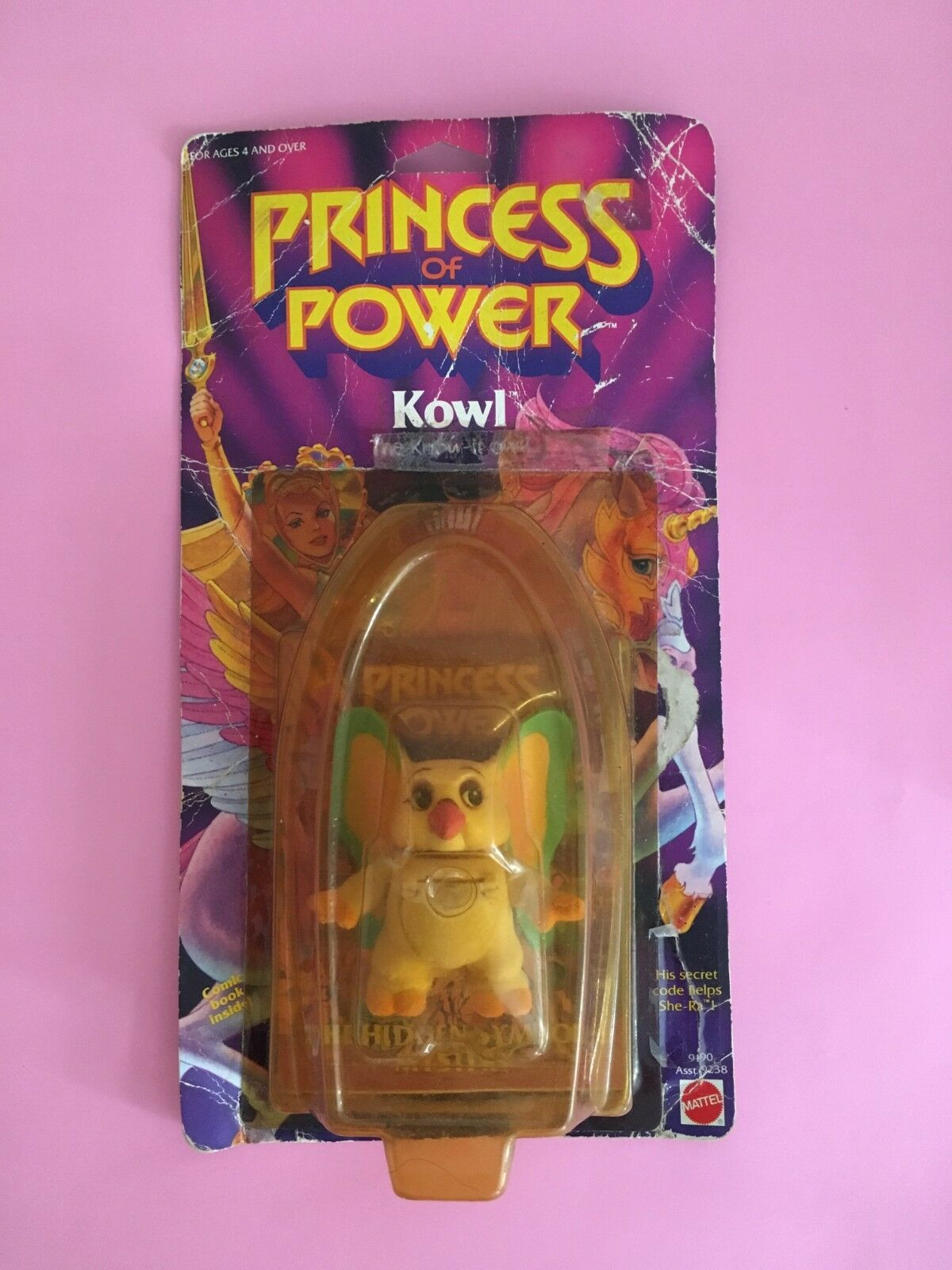 PRINCESS OF POWER     KWOL    NRFB 1984