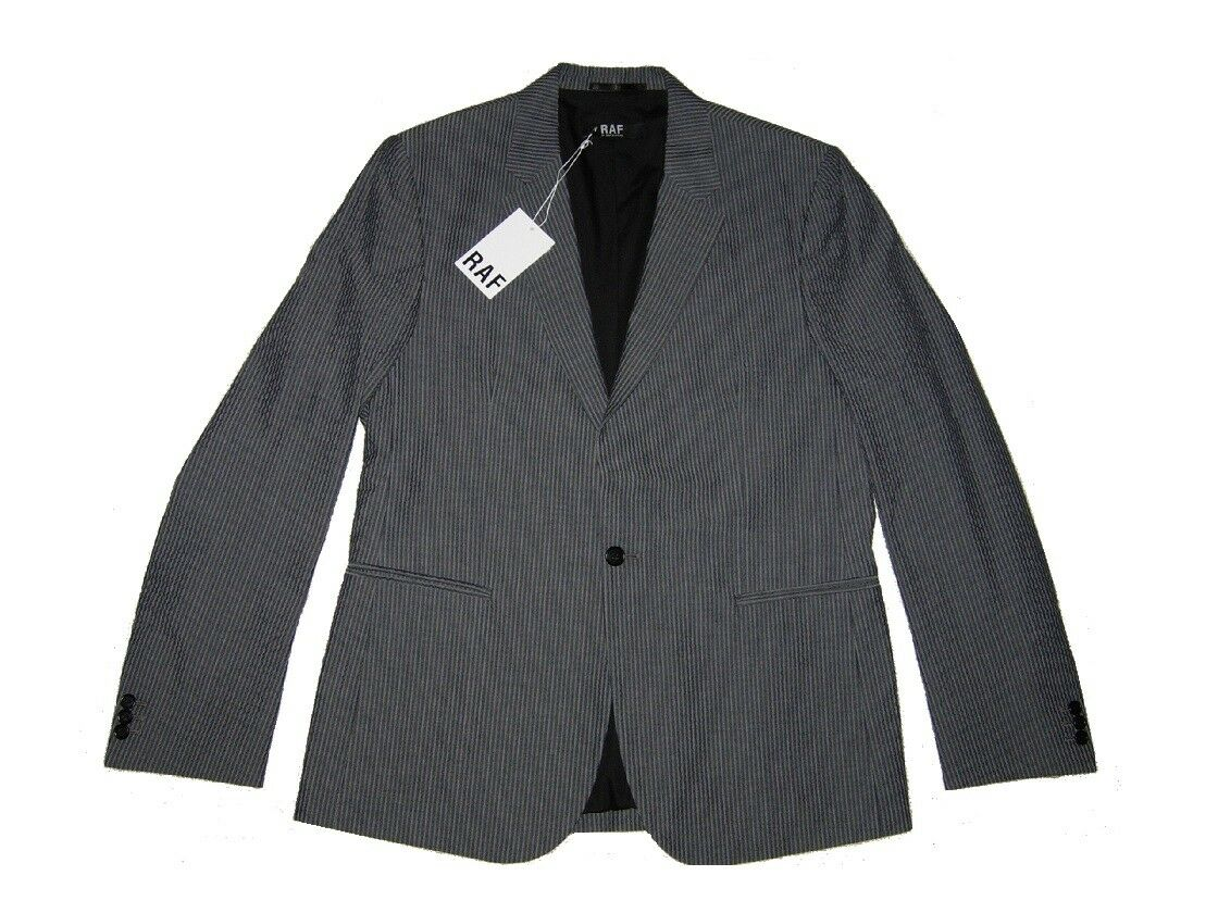MEN'S BLAZER RAF BY RAF SIMONS AUTHENTIC NEW WITH TAGS SIZE 50