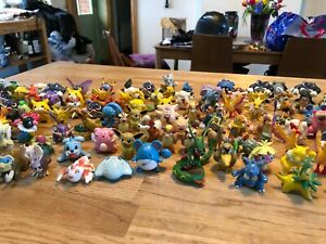Pokemon-TOMY-amp-Nintendo-Vintage-Figures-Gen-1-4-Genuine-gt-Rare-Collectables-lt