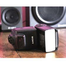 Fantastic! Sony HVL F42AM Shoe Mount Flash Bounce, Swivel, Zoom