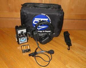 OTS MK-7 Buddy-Line Portable 2-Diver Air Intercom (Master Unit)
