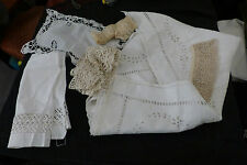 N°50/LOT DENTELLES CREATION BRODERIE ANCIENNE /COUTURE