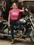 thumbnail 12 - Motorcyclist Wife T-Shirt Biker's Old Lady, Women Ladies Sons Anarchy Motorbike