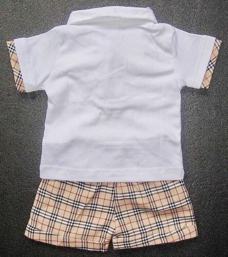 Baby Boy Outfit Top /& Short Homme Tenue en Coton Doux Décontracté Mariage Vêtements